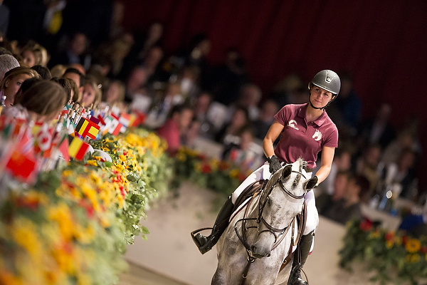 Dutch Sport Horse Sales 2015 © DigiShots